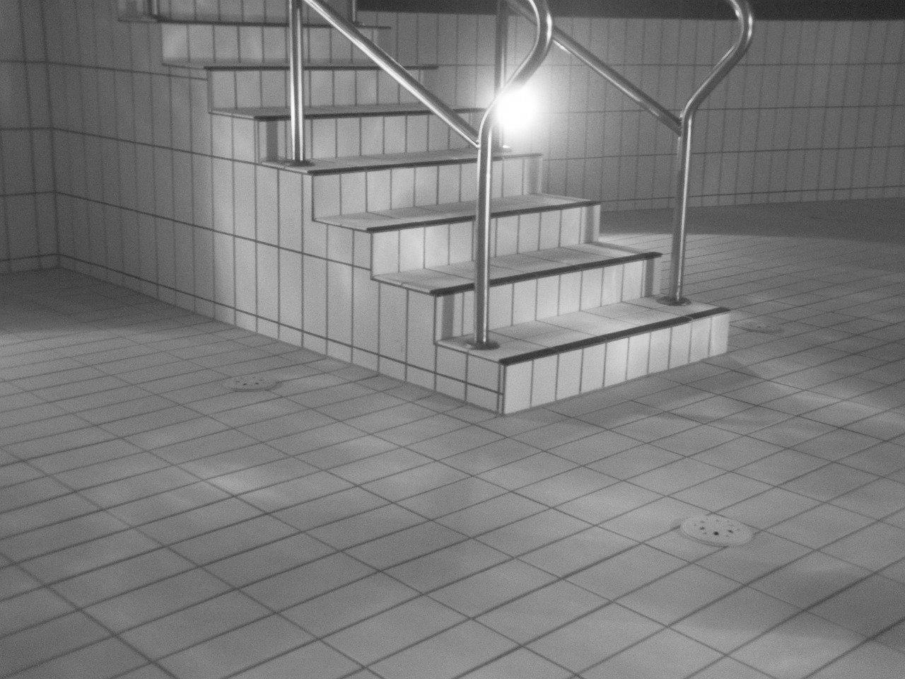 Carrelage piscine antidérapant Yvelines 78